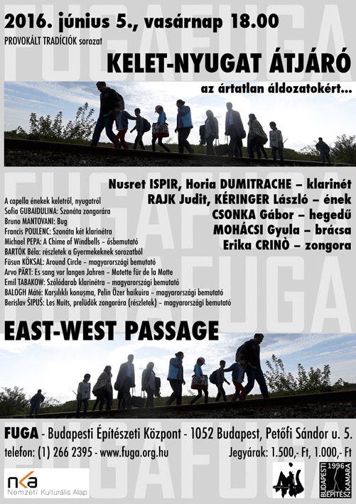 East-West web